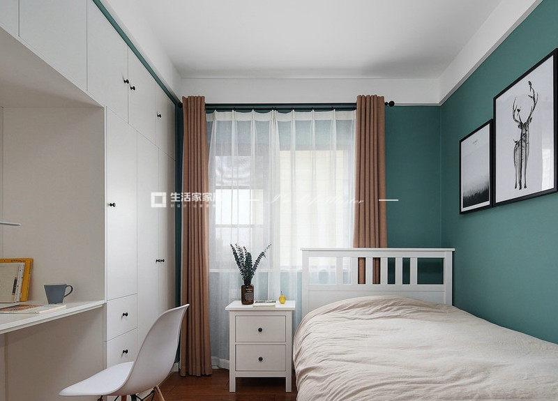 室内简单工业风格家装