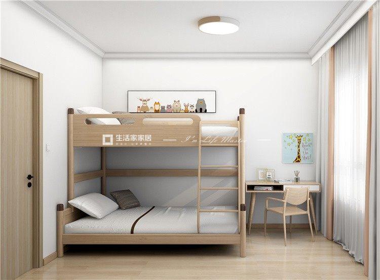 北欧卧室装修效果图