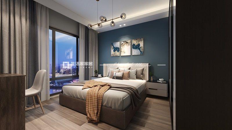 家庭臥室裝修顏色搭配常用搭配方式分享!