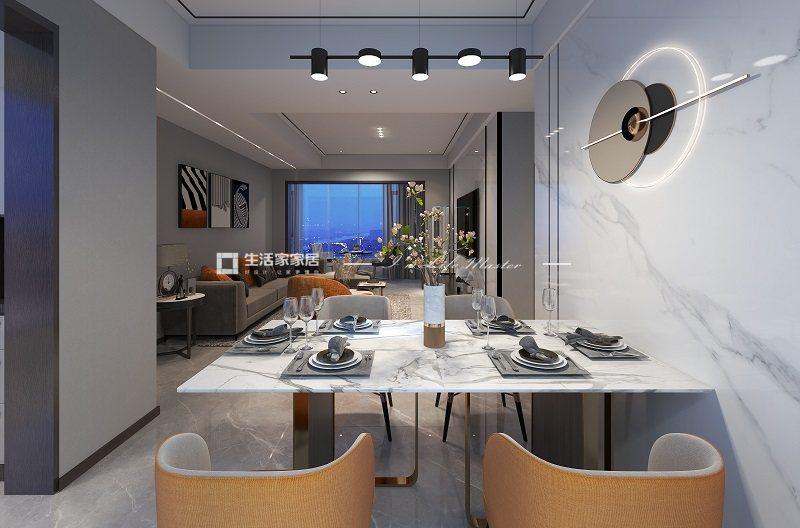 家庭廚房裝修該用什么顏色