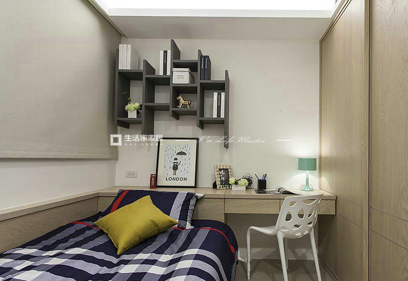 选择集成墙面让家装更环保
